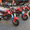 2018 Benelli tnt 135 (mini superbike)214/monthly
