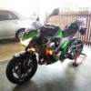 2013 2013 Kawasaki Z800 FREE accessories