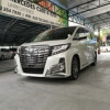 2017 TOYOTA ALPHARD 2.5 SC SUNROOF FULL.KIT UNREG 2017