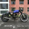 2003 Cafe racer windstar nitro 150