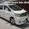 2008 Toyota Alphard 2.4 G 240G MPV - 2010 G (A) LEATHER Seats