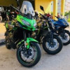 2019 Kawasaki Versys 650 WIth Accessories TRK 502 SSH