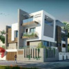 Furnished Freehold [0% DP] Resort Villa Corner Lot with Private Lift