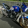 2009 Cb 400 vtec2 maysia register
