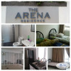 A middle room at Arena Residence Condo (fully furnished, private room)
