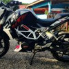2013 Ktm duke 200 with abs