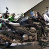 2015 Kawasaki z800 z 800 AKARPOVIC Full Accessories