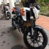 2014 For sale ktm duke 200 non-abs urgent