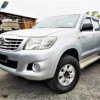 2012 Toyota HILUX 2.5 G (M) 1 owner No Off Road