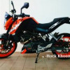 2019 KTM Duke 200 ( Super Low mileage)