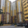 Bandar Sunway, Lagoon Perdana Apartment Blok 2 with 992sf